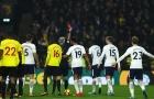 Harry Kane tịt ngòi, Tottenham chết hụt trong thế thiếu người