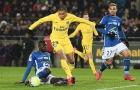 Kylian Mbappe chơi đầy nỗ lực trước Strasbourg