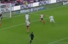Pha hỏng ăn đáng tiếc của Benzema trong trận đấu với Athletic Bilbao