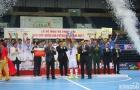 Thái Sơn Nam lần thứ hai liên tiếp vô địch giải Futsal Cup Quốc gia