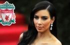 Từng ngủ với Ronaldo, nhưng Kim Kardashian hâm mộ Liverpool