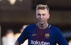 'Busquets mới' của Barca từng khóc vì Arsenal