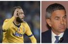 Cựu huyền thoại Milan chỉ trích Higuain thiếu tố chất thủ lĩnh