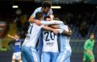 Lazio đang trải qua khởi đầu tốt nhất lịch sử tại Serie A