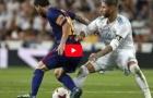 Những lần đối đầu thú vị của Lionel Messi và Sergio Ramos