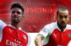 Chuyển nhượng Arsenal: Bán 2 công thần, rước tiền vệ?