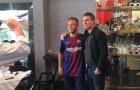 Hành động khó tin, 'Iniesta mới' sắp cập bến Barcelona