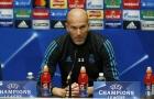HLV Zidane lên tiếng bảo vệ Ronaldo trước cơn bão chỉ trích