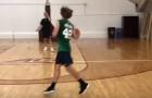 Không đá bóng, Griezmann hoàn toàn có thể thành VĐV bóng rổ