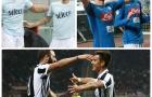 Top 10 'đôi bạn cùng tiến' đỉnh nhất Serie A