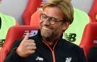 Klopp tuyên bố không cần 1 điểm từ Spartak