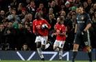 Mourinho giúp Man Utd lập thành tích vô tiền khoáng hậu