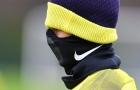 'Người bí ẩn' xuất hiện trên sân tập Tottenham