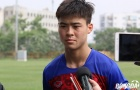 Tiền vệ Duy Mạnh: Các cầu thủ U23 Việt Nam chưa thực sự gắn kết