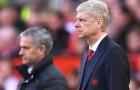 Wenger nói gì khi bị Mourinho 'tố tội' nói dối?
