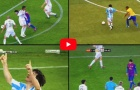 99 khoảnh khắc Lionel Messi hành hạ Real Madrid và tuyển Brazil