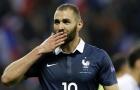 Benzema chẳng còn cơ hội trở lại tuyển Pháp
