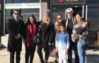 Cristiano Ronaldo đem cả đại gia đình sang Paris