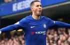 Hazard có thể đến Real để đoạt QBV