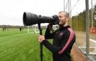 Jack Wilshere nhí nhố, sắp bàn tương lai với Wenger
