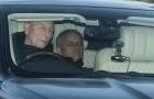 Không màng Man City, Mourinho ngủ ngon lành trên đường đến sân tập