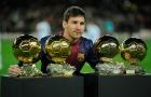 Không phải Ronaldo, Messi mới xứng đáng giành Quả bóng vàng 2017