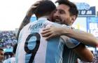 Messi: 'Higuain là một trong những tiền đạo xuất sắc nhất thế giới'