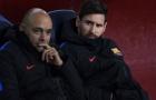 Messi: 'Ngồi dự bị thật khó chịu'