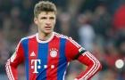 Muller: 'Sức mạnh của PSG đã bị truyền thông thổi phồng'