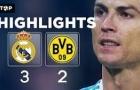 Những bàn thắng đẹp nhất lượt cuối vòng bảng Champions League