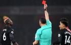 Pogba lần đầu lên tiếng về chiếc thẻ đỏ trong trận đấu với Arsenal