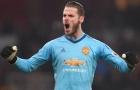 Shay Given: De Gea không thể chen chân vào đội hình Man City