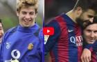10 cầu thủ từng là đồng đội của cả Messi lẫn Ronaldo