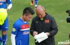 Điểm tin bóng đá Việt Nam tối 08/12: HLV Park Hang-seo ra quyết sách lạ trước giải M150