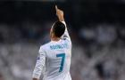 Khoảnh khắc Cristiano Ronaldo nhận Quả bóng vàng thứ 5