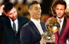 Màn trình diễn giúp Cristiano Ronaldo đoạt Ballon d'Or 2017