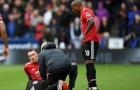 Mourinho xác nhận lực lượng Man Utd trước derby