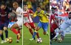 Top 10 'thánh' chuyền bóng tại La Liga