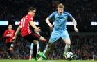 5 điểm nóng derby Manchester: Ai cản được De Bruyne?