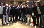 Dàn sao Barcelona 'tụ tập' tại nhà hàng của Messi