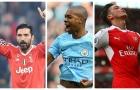 Sốc với top 10 cầu thủ 'hàng hiệu' đang có giá 0 đồng tại châu Âu