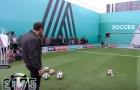 Terry và Lampard nhọc nhằn kiếm tiền từ thiện cho Giáng Sinh