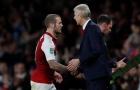 Wenger bế tắc khi nói về Ozil và Wilshere