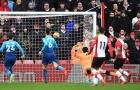 5 điểm nhấn Southampton 1-1 Arsenal: Chưa nóng người đã tự bắn chân