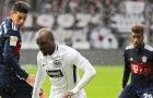 James Rodriguez thể hiện ra sao trước Frankfurt?