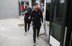 Messi đăm chiêu trên đường hành quân đến Villarreal