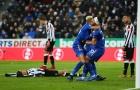 Okazaki ôm đầu máu, đem lại chiến thắng thứ 3 liên tiếp cho Leicester
