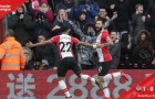 Phá lưới Arsenal, Charlie Austin trở thành 'nỗi ám ảnh' của Pháo thủ