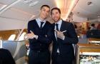 Xong La Liga, Ronaldo và đồng đội lên đường chinh phục siêu cúp