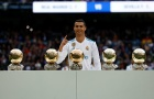 5 QBV cũng chẳng giúp Ronaldo vĩ đại nhất Real